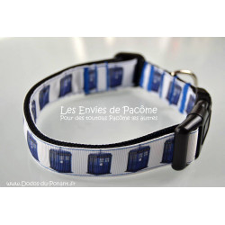 Collier TARDIS Doctor Who...
